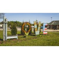 Hopewell Prince George LOVEwork attracts visitors from around Virginia and beyond.