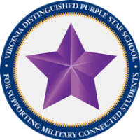 Harrison Walton Elementary Receive Purple Star Designation for Excellence in Supporting Military Fam