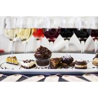 Desserts & Wine at Conundrum Salon & Spa