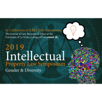 Intellectual Property Law & Gender-Diversity Symposium