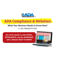 ADA Compliance & Websites Presentation