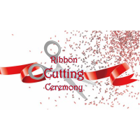1 Year Anniversary Ribbon Cutting