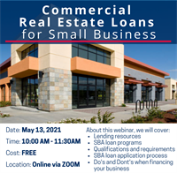 Commercial Real Estate Loans for Small Loans