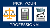 How to Pick Your Professional