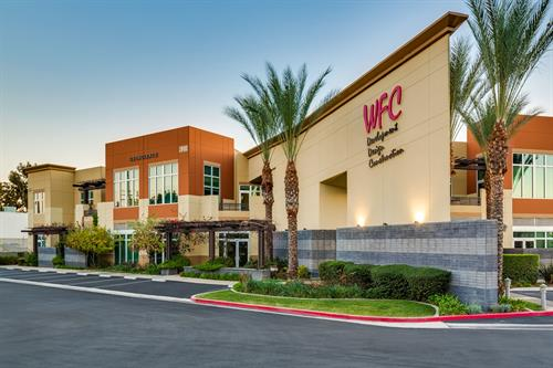WFC Corporate Headquarters, La Verne, CA.