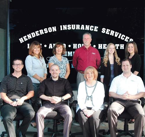 Staff at Henderson Insurance Services