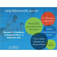 La Verne Library offers ReferenceUSA