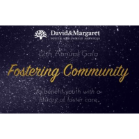Fostering Community Gala benefiting David & Margaret