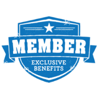 NEW! Benefit of Membership