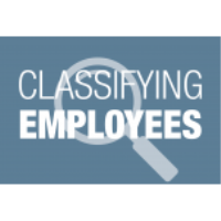 Classifying Employees: New Test Signed Into Law