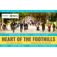 Heart of the Foothills 2020