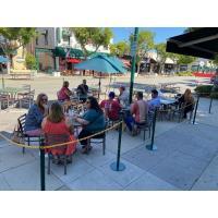 Restaurants Turn to Dining Al Fresco Following Health Dept. Order