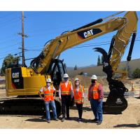 Senator Portantino, Local Officials Visit Gold Line Site as Construction Begins on Extension Project