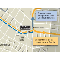 Metro's Little Tokyo/Arts District Station to Close