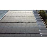 Sunflare releases glassless solar module for metal roof installations