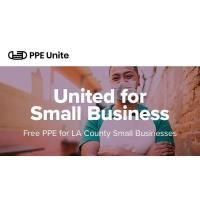 FREE PPE for LA County Small Businesses