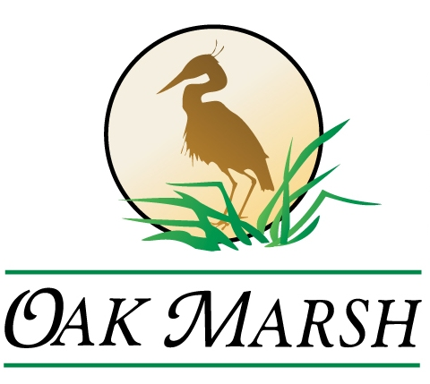 Oak Marsh Logo