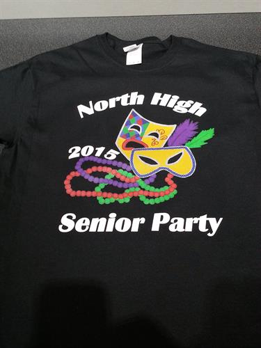 North High Senior Party