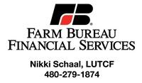 Farm Bureau Financial Services - Nikki Schaal, LUTCF