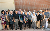 Hospice of the Valley's Speaker's Bureau addresses community groups!