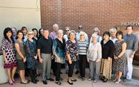 Hospice of the Valley's Speaker's Bureau addresses community groups!
