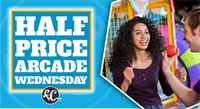 Fat Cats Half Priced Arcades - Every Wednesday