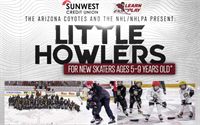 Register for Little Howlers at AZ Ice Gilbert