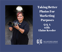 Using Photographs For Marketing Purposes