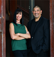 Meet Chuck and Angela Fazio, Owners of The Forum Coworking and Events