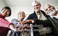 Monthly Diabetic Support Group at Clarendale