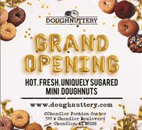 Doughnuttery Grand Opening!