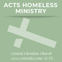 ACTS Homeless Ministry Outreach
