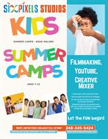 Six Pixels East Valley Phoenix Summer Camps at Power Ranch (and other locations coming soon)