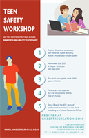 Teen Safety Workshop