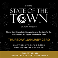 Digital Sate of the Town
