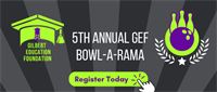 It's a Go! Gilbert Education Foundation's 5th Annual Bowl-a-Rama