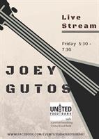 Live Stream: Joey Gutos