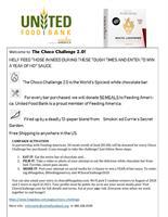 The Choco Challenge 2.0!