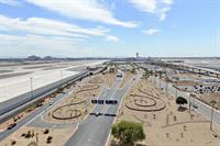 Airport Saves Water, Resources by Swapping Turf with Xeriscape