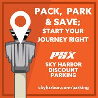 Pack, Park & Save; Start Your Journey Right