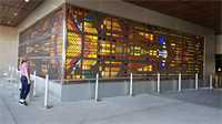 Modern Terminal 3 Home of Stained Glass Revival