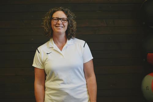 Meg Frens, MS, AT, ATC (athletic training/rehab)