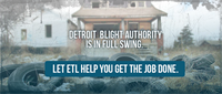 Helping to Revitalize Detroit, and the rest of the state.