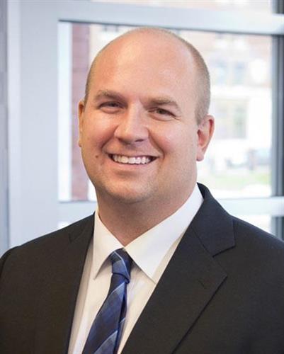 Jesse Prins, VP Commercial Lending