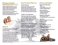 Parisho Financial Services Brochure