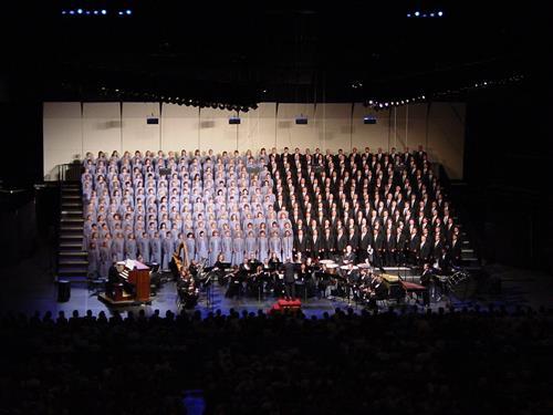 Mormon Tabernacle Choir at Van Andel Arena