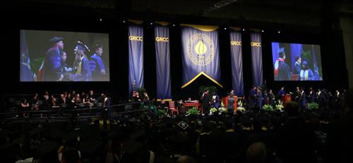 Grand Rapids Community College Commencement
