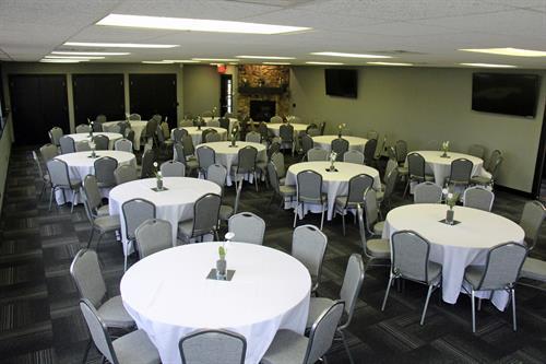 Banquet Round layout