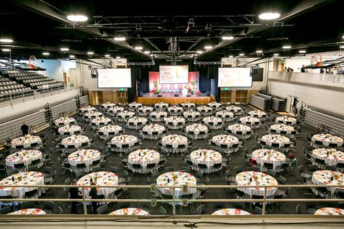 Great Hall - Banquet setting