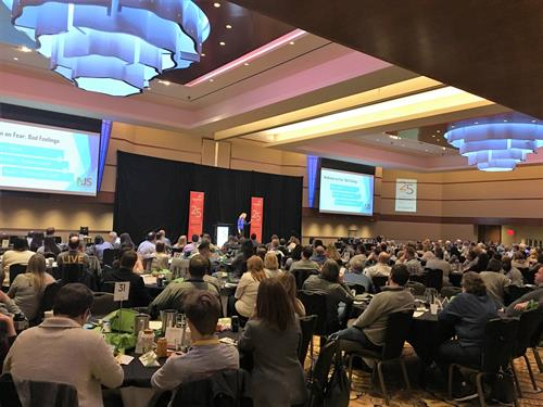 2019 Consumers Credit Union Conference Afternoon Keynote